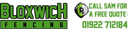 Bloxwich Fencing